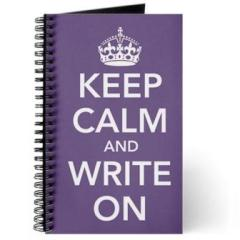 keep_calm_and_write_on_journal