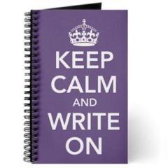 keep_calm_and_write_on_journal