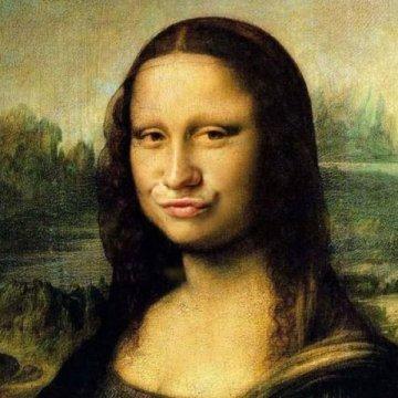 mona-lisa-duck-face